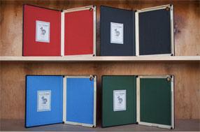 Funda DODOcase Classic para iPad 2, 3 y 4. La de Obama