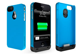 Boostcase: funda-batería para el iPhone 5/5S