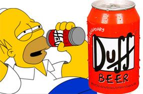 Duff: La cerveza de los Simpsons hecha realidad