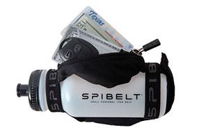 SPIbelt: La botella que se adapta a tu mano mientras corres