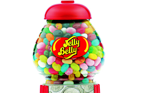 Jelly Belly, mini máquina dispensadora retro