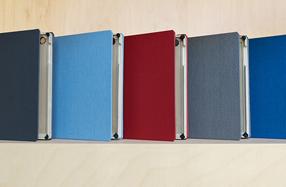 Funda DODOcase Solid para iPad 2, 3 y 4