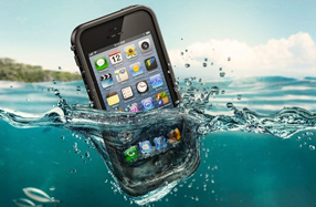Funda Lifeproof Frë para iPhone 5