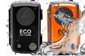 Eco Extreme: Altavoz y funda sumergible para tu MP3 o móvil