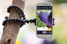 GripTight: El trípode más versátil para smartphones