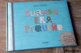 Álbum-libro para guardar los mejores momentos de su infancia