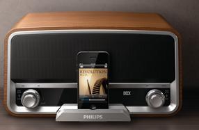 La legendaria Radio Philetta de Philips, ahora reinventada