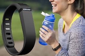 FitBit Flex: La pulsera que te ayuda a estar en forma