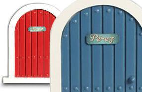 La Puerta Mágica del ratoncito Pérez