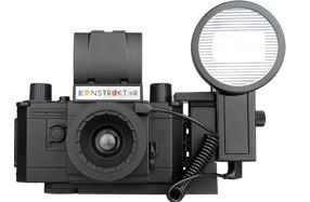 Konstructor: Construye tu propia cámara réflex con flash