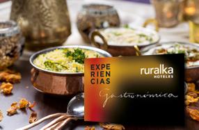 Experiencia gastronómica de Ruralka