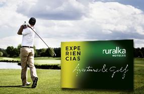Experiencia de golf y aventura de Ruralka