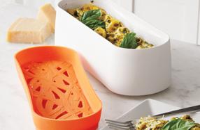 Lékué: Revoluciona tu manera de cocinar pasta y arroz