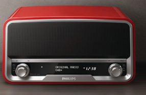 Radio original retro: la icónica 'Philetta' con DAB y Bluetooth