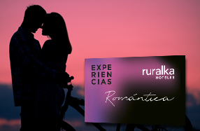 Escapada romántica de Ruralka