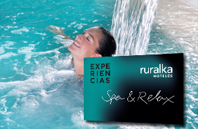 Escapada relax & spa de Ruralka