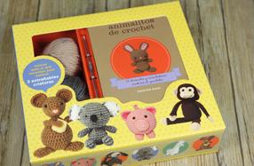 Kit para hacer animalitos de crochet