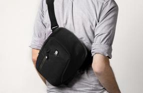 Bolsa Crumpler para el equipo fotográfico y tablet