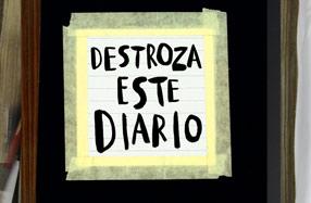 Kit 'Destroza este diario': diversión y creatividad asegurada