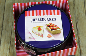 Kit Cheesecakes para fans de las tartas de queso