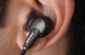 Bose QuietComfort 20i: Los auriculares que te aíslan del mundo