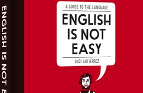 English is not easy, el libro ideal para aprender inglés