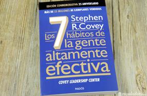 Libro 'Los 7 hábitos de la gente altamente efectiva'