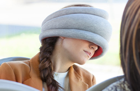 Ostrich Pillow Light: la revolucionaria almohada en versión mini