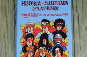 """Libro """"100 artistas sin los que no podría vivir"""""""