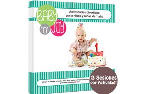 Baby'n'Joy: Actividades divertidas para niños y niñas de 1 año