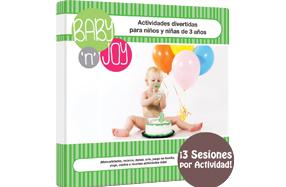 Baby'n'Joy: actividades para niños de 3 años