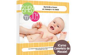 Baby'n'Joy: curso completo de masaje para bebés