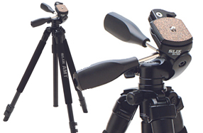 Trípode profesional Slik Pro 330 DX A.M.T