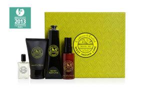 Crabtree & Evelyn: el lujo en cosmética para hombre