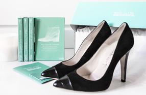 'Made in Me': los zapatos a medida diseñados por ti misma