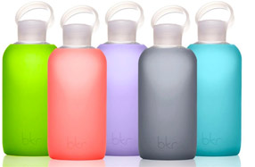 BKR: Las botellas ecológicas y fashion de las celebrities