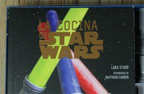 """Libro de recetas """"La cocina de Star Wars"""""""