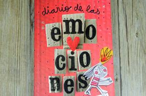 'Diario de las emociones' para dar rienda suelta a sus emociones y creatividad