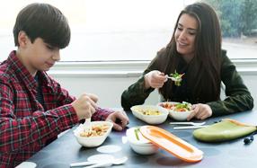 Bolsa para la comida Nanni: Ideal para jóvenes y deportistas