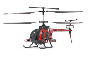 Helicóptero Spy Copter 500 de Jamara con cámara espía