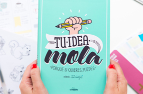 """Tu idea mola"" de Mr. Wonderful: el empujoncito necesario para emprendedores"