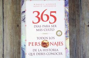 """""""365 días para ser más culto"""". El bestseller que recomienda el New York Times"""