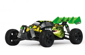 "Buggy por Radio Control ""The beast"" de Jamara"