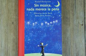 """""""Sin música nada merece la pena"""": Desde Bach a Elvis"""