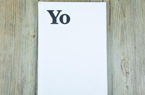Yo. El libro de tu vida