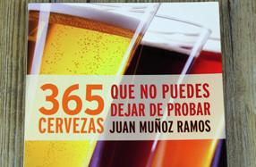 Libro: '365 cervezas que no puedes dejar de probar'