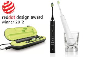 El mejor cepillo de dientes eléctrico: Sonicare Diamond Clean de Philips