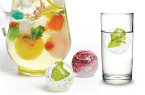 Las mejores figuras de hielo para enfriar tus bebidas