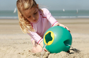 El mejor cubo de playa: Ballo de Quut