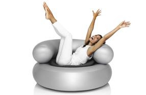 CH-Air: el sillón hinchable con más estilo
